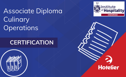Associate Diploma in Culinary Operations